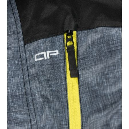 Pánska lyžiarska bunda - ALPINE PRO PERIDOT 3 - 4