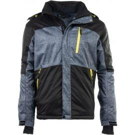 ALPINE PRO PERIDOT 3 - Men's ski jacket