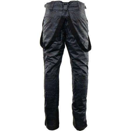 Pánské lyžařské kalhoty - ALPINE PRO YABUN 3 - 2