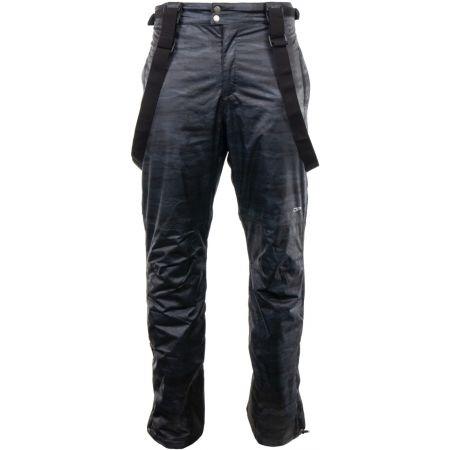 Pánské lyžařské kalhoty - ALPINE PRO YABUN 3 - 1