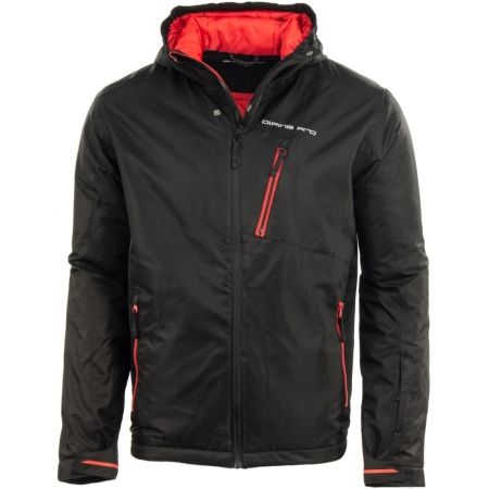 Men's ski jacket - ALPINE PRO QUARTZ 3 - 1