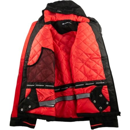 Men's ski jacket - ALPINE PRO QUARTZ 3 - 3