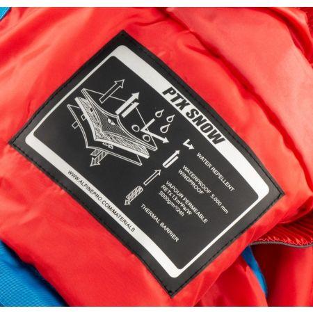 Geacă de ski bărbați - ALPINE PRO QUARTZ 3 - 9