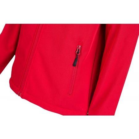 Chlapčenská softshellová bunda - Kensis RORI JR - 4