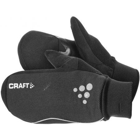 Funkční zateplené palčáky - Craft TOURING - 2