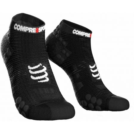 Compressport RACE V3.0 RUN LO - Șosete alergare