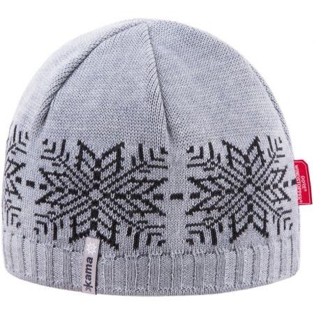 Pletená čiapka - Kama ČIAPKA MERINO+WINDSTOPPER