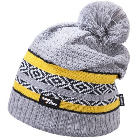 Kama MERINO BOBBLE HAT - Winter hat