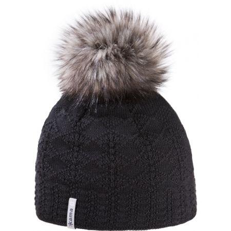 Плетена шапка - Kama ČEPICE MERINO BAMBULE