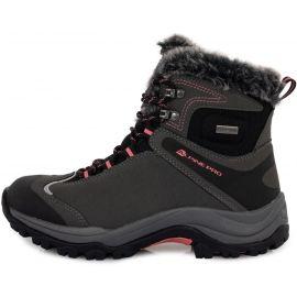 eb5b677064f9c ALPINE PRO BANOFFE - Dámska zimná obuv