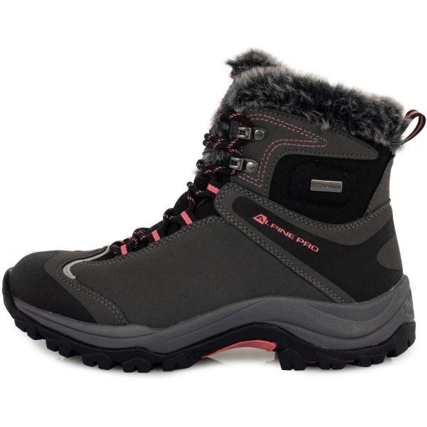 ALPINE PRO BANOFFE - Dámska zimná obuv