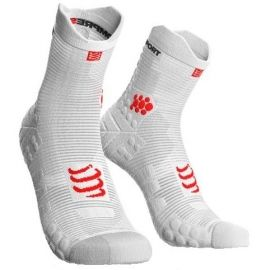 Compressport RACE V3.0 RUN HI - Șosete alergare