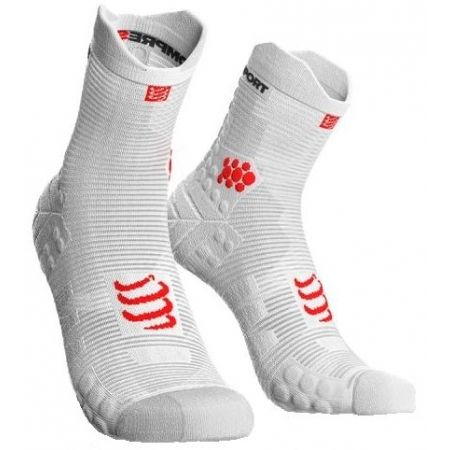 Compressport RACE V3.0 RUN HI - Futózokni