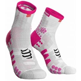 Compressport RACE V3.0 RUN HI - Bežecké ponožky