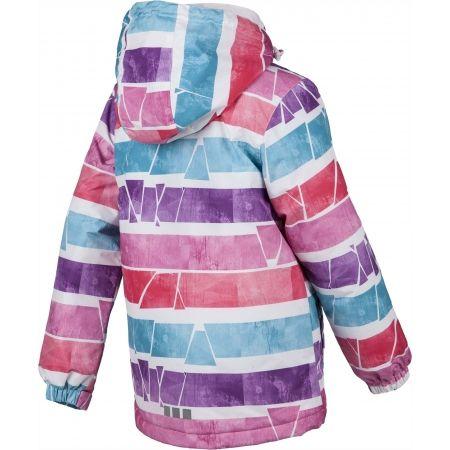 Dětská snowboardová bunda - Lewro LEE 116-170 - 3