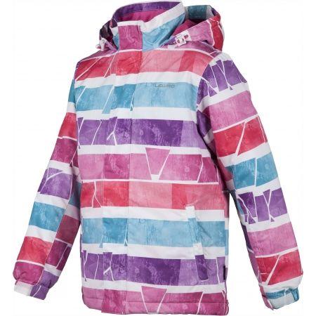 Dětská snowboardová bunda - Lewro LEE 116-170 - 2