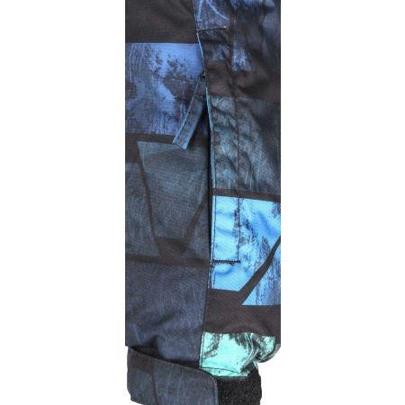 Dětská snowboardová bunda - Lewro LEE 116-170 - 5
