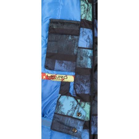 Dětská snowboardová bunda - Lewro LEE 116-170 - 4