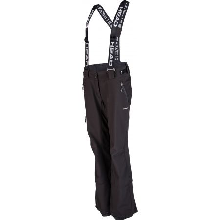 Dámské softshellové lyžařské kalhoty - Head MONTEPA - 1