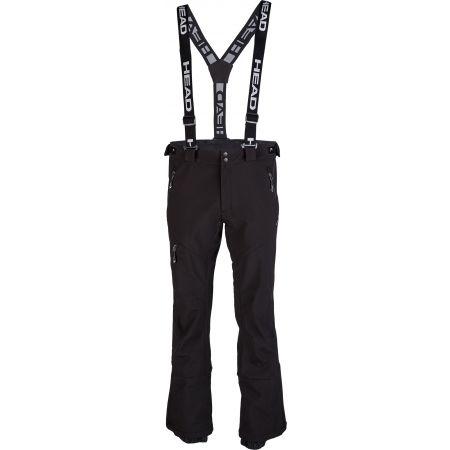 Pantaloni softshell de schi bărbați - Head REMOLINO - 2