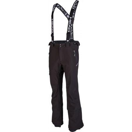 Pantaloni softshell de schi bărbați - Head REMOLINO - 1