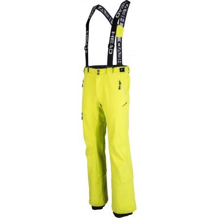 Pánské softshellové lyžařské kalhoty - Head REMOLINO - 1