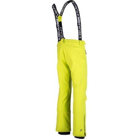 Pánské softshellové lyžařské kalhoty - Head REMOLINO - 3