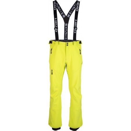 Pánské softshellové lyžařské kalhoty - Head REMOLINO - 2