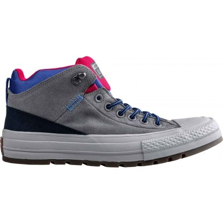 Мъжки високи кецове - Converse CHUCK TAYLOR ALL STAR STREET BOOT - 3