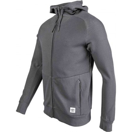 Pánska mikina - Umbro THE WALSH FZ HOODED JACKET - 2