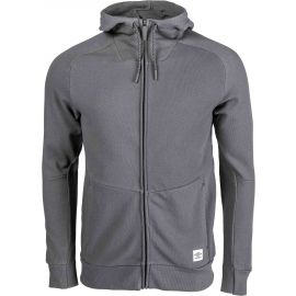 Umbro THE WALSH FZ HOODED JACKET - Pánska mikina