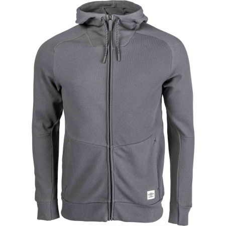 Pánska mikina - Umbro THE WALSH FZ HOODED JACKET - 1