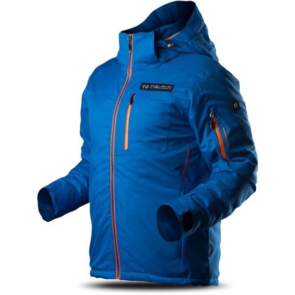 TRIMM FALCON modrá M - Pánska lyžiarska bunda