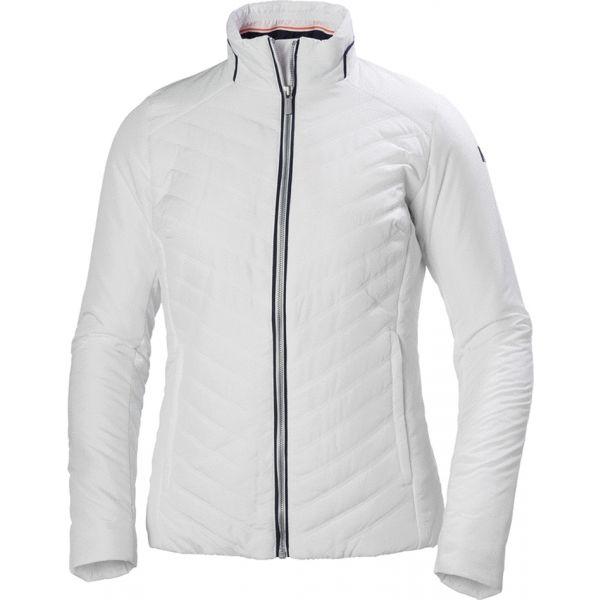 Helly Hansen CREW INSULATOR JACKET fehér XL - Női dzseki