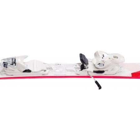 Skiuri coborâre damă - Rossignol UNIQUE 9 XPRESS WHITE + XPRESS 10 - 4
