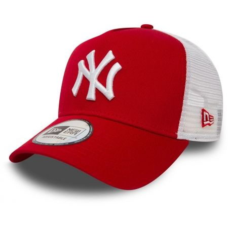 Pánská klubová truckerka - New Era CLEAN TRUCKER 2 NEW YORK YANKEES