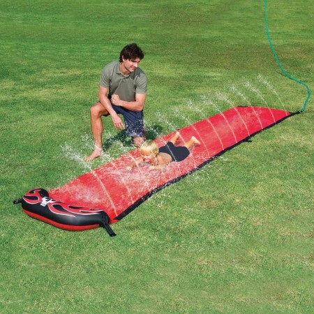 DASHN SPLASH MAD MAN - Water slide - Bestway DASHN SPLASH MAD MAN