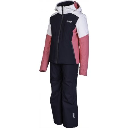 Dívčí lyžařský komplet - Colmar JR GIRLS 2-PC-SUIT - 2