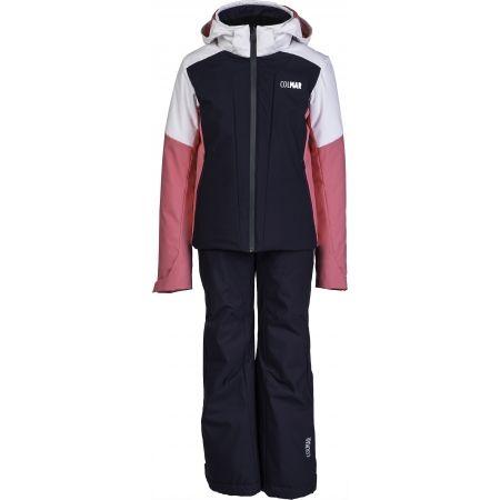 Colmar JR GIRLS 2-PC-SUIT - Dievčenský lyžiarsky komplet