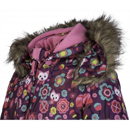 Detská zimná bunda - Lewro LAWANDA - 4