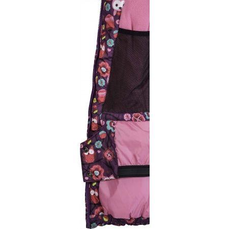 Detská zimná bunda - Lewro LAWANDA - 6