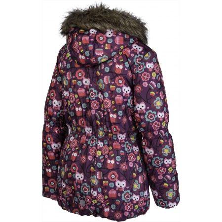 Detská zimná bunda - Lewro LAWANDA - 3