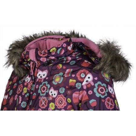 Detská zimná bunda - Lewro LAWANDA - 5