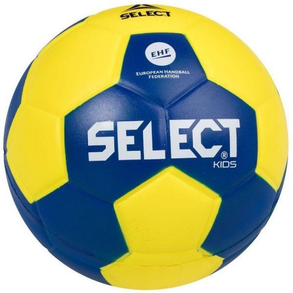Select FOAM BALL KIDS IV sárga 0 - Habszivacs labda