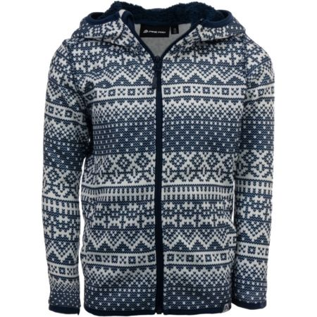 ALPINE PRO OKO 2 - Detský sveter