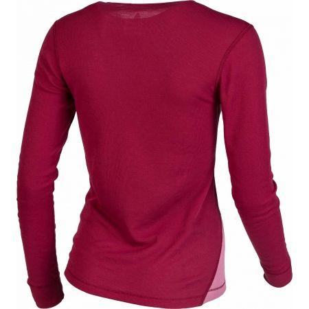 Dámske funkčné tričko - Odlo WARM CREW L/S W - 3