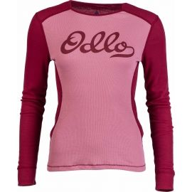 Odlo SUW WOMEN'S TOP L/S CREW NECK ORIGINALS WARM