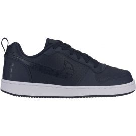Nike COURT BOROUGH LOW - Încălțăminte casual băieți