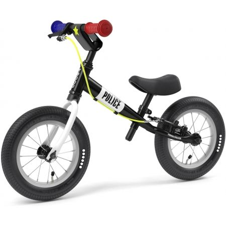 Yedoo POLICE - Bicicletă fără pedale copii