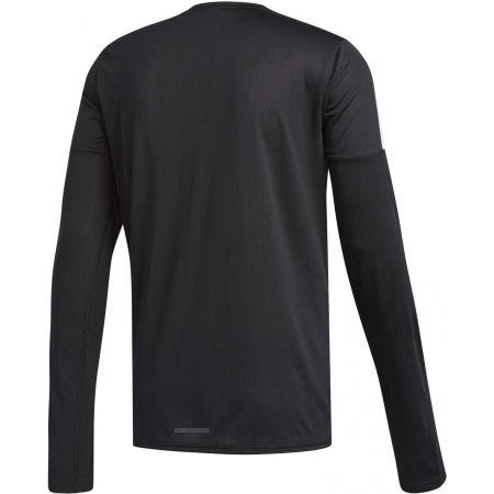 Pánske tričko - adidas RUN 3S LS M - 2